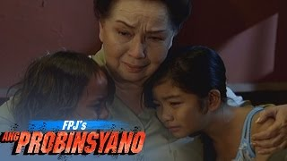 FPJ's Ang Probinsyano: Cardo and Flora apologize to Ligaya and Dang