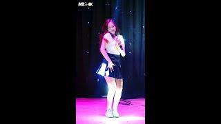 [직캠] 170701 TBS 더 큐브 공개방송 - 크리샤 츄 Kriesha Chu ( Trouble )