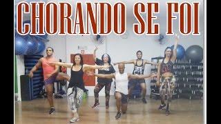 Chorando Se Foi - Ivete Sangalo - Prof. Brunno Pereira (Coreografia)