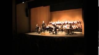 Carmina Burana: OUV. Amores Grup de Percussió. Pequeños Cantores de Valencia