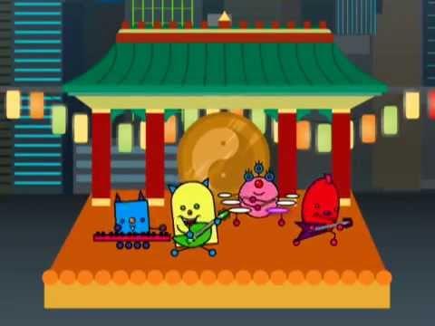 Happy Monster Band - Hong Kong