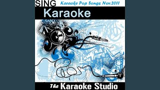 Keep Your Head Up (In the Style of Andy Grammer) (Instrumental Version)