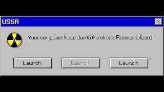{WARNING!} USSER (ULTRA SUPER SOVIET EAR RAPE) with Soviet national anthem...