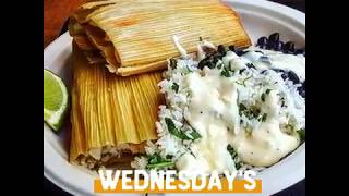 Best Mexican Food In The Twin Cities: Catrina's Grill: Tamales