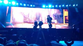 Chris Brown - Zero ( Live ) One Hell of a Nite Tour