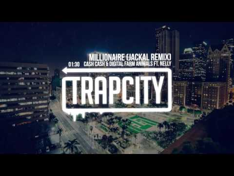 Cash Cash & Digital Farm Animals - Millionaire ft. Nelly (Jackal Remix)