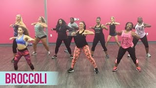 D.R.A.M. - Broccoli ft. Lil Yachty (Dance Fitness with Jessica)