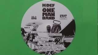 K-Def - NJ Dodgers - One Man Band (2013)