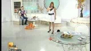 Victoria Lungu la Buna Dimineata   YouTube2