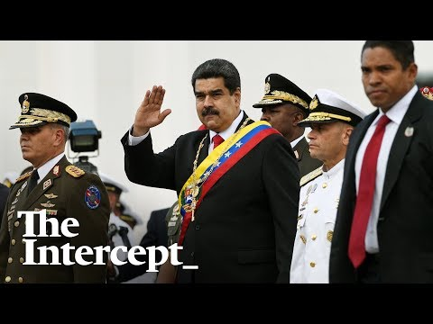 The Yankee Plot to Overthrow Nicolás Maduro and Steal Venezuela's Oil