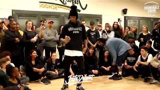Larry (Les Twins) - Big Sean  Metro Boomin - Big Bidness ft. 2 CHainz (CLEAR AUDIO)