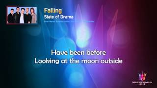 "State of Drama ""Falling"" -- (On screen Lyrics)"