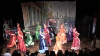 Ritmos latinos 5.3.2017 - Tanzshow von Luis Estevez
