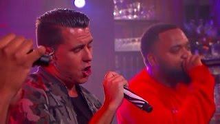 Broederliefde & Jan Smit - Kom Dichterbij Me - RTL LATE NIGHT
