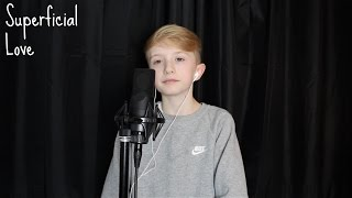 Superficial Love - Ruth B - Cover By Toby Randall