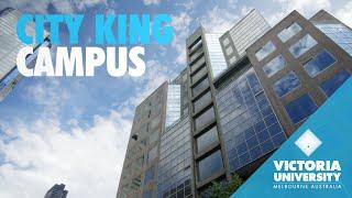 City King Campus Tour