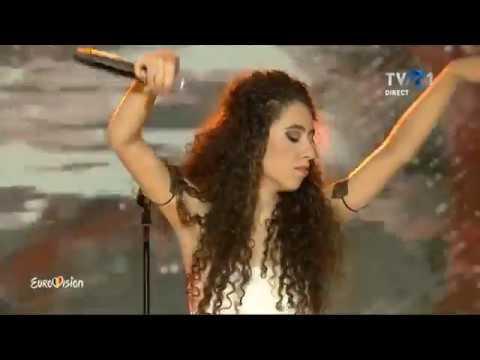Meriem - End the battle | A doua semifinală Eurovision România 2018