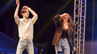 [2017.05.19] 서울 시립대 축제 03. 주희(에이트) - 신곡
