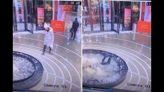 7 WEIRD MOMENTS CAUGHT ON CAMERA    BIZARRE SECURITY CAMERA VIDEOS