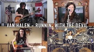 Van Halen Runnin' with the Devil Cover