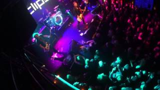 ECLIPSE - JADED live at Sticky Fingers/Goteborg/1-04-2017