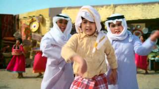 funny and cute arabic kids music song - Kuwaiti folklore width=