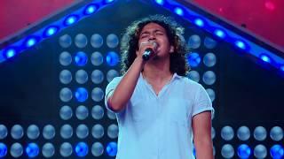 """Ankit Amaru Shrestha - """"Parelima"""" - Blind Audition - The Voice of Nepal 2018"""