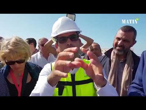 Video : Groupe OCP : visite du site industriel de Phosboucraâ