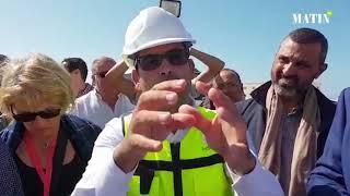 Groupe OCP : visite du site industriel de Phosboucraâ