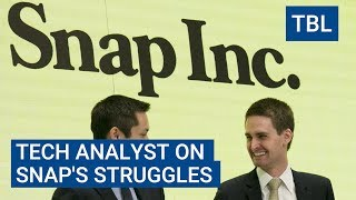 Analyst Scott Kessler: Snap needs to do a better job of 'innovating more quickly'