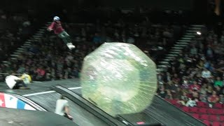 Nitro Circus: Zorb Hole In One