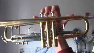 Muse-Knights of Cydonia (trumpet solo + sheet music download NEW LINK)