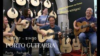 Choro das 3 no Porto - Portugal!! - Tocamos FADO!!