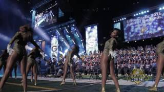 """Southern University Human Jukebox 2016 """"Bump and Grind"""" by R.Kelly 