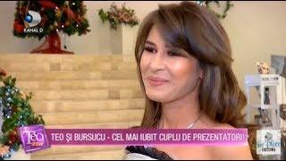 Teo Show (05.12.2018) - Teo si Bursucu | Premiu pentru cel mai iubit cuplu de prezentatori!