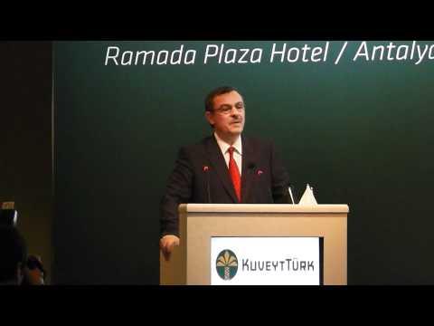 Kuveyt Türk, Antalya İş Dünyasıyla Buluştu