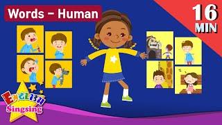 Kids vocabulary Theme