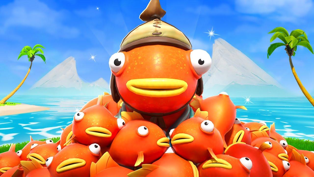 Tiko - FIND The FISHY!