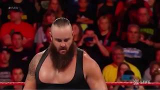 WWE Braun Strowman - I'm Not Finished With You