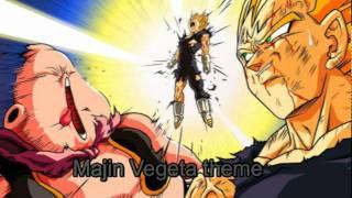 Majin Vegeta Sacrifice theme (The real one) Father and son moment