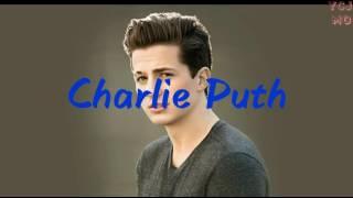 Charlie Puth - Dangerously (致命情緣) lyrics 英文歌詞中文翻譯