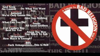 Adhesive - How much is enough? (Bad Religion-Cover)