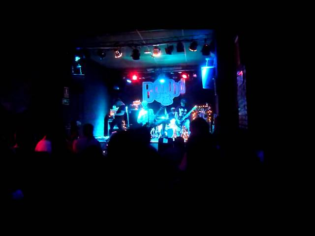 Vídeo de un concierto en la sala BeGood.