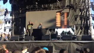 """Domo Genesis """"Prophecy"""" Live @ Camp Flog Gnaw 2014"""