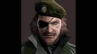 Metal Gear Solid Peace Walker Marshland Alert Theme