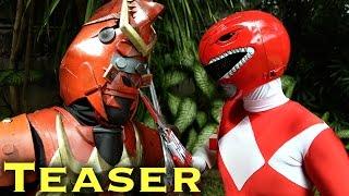 TEASER: Super Red Ranger - feat. Austin St. John [Power Rangers]