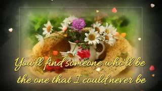 I Love You Goodbye by Celine Dion