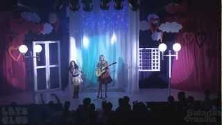 Taylor Swift e Paula Fernandes cover - Long Live - Let's Club / Victoria Haus