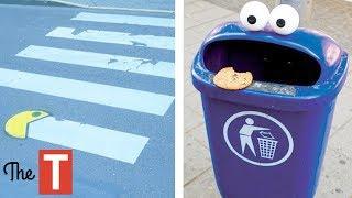 15 Random Acts Of Vandalism That Are PURE GENIUS