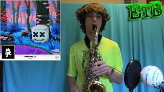 Marshmello- Alone (Alto Saxophone Cover)